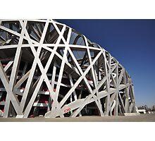 The Birds Nest - Beijing Photographic Print