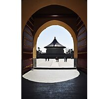 The Temple of Heaven - Beijing Photographic Print