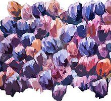 Tulips field by PShu