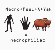 Necro Feel A Yak by Nightmayer