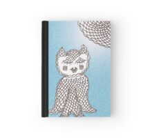 Olive Owl Delightful by Day Hardcover Journal