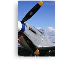 P-51D Mustang Canvas Print