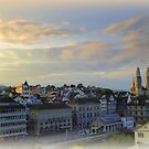 Morning Light in Zurich by Charmiene Maxwell-Batten
