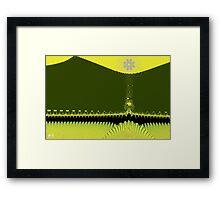 Salinas Valley Framed Print