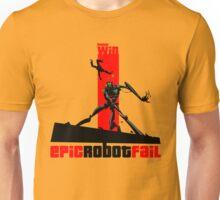 Human versus Robot Unisex T-Shirt