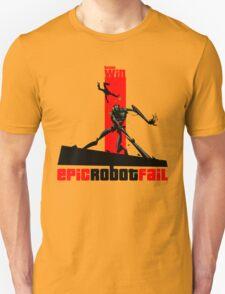 Human versus Robot T-Shirt