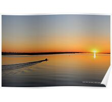 A New Day - With You | Smith Point, New York Poster