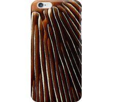 mushrooms gills iPhone Case/Skin