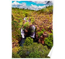 Litchfield National Park - Florence Falls Poster