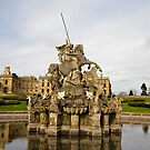 witley court perseus fountain by markbailey74