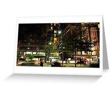 Six in the City Greeting Card