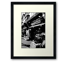Time to lose some money Framed Print