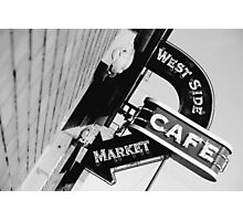 West Side Market Photographic Print