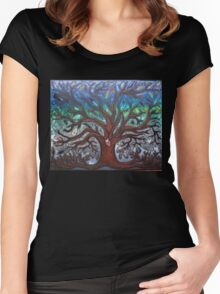 Tree of life Women's Fitted Scoop T-Shirt