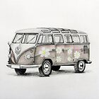 VW Kombi by Jack Froelich