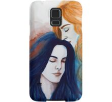 Breathe Me In, Let Me Be Your Air Samsung Galaxy Case/Skin