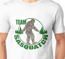 Team Sasquatch Unisex T-Shirt