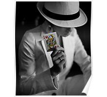 Poker Queen Poster