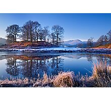 River Brathay Reflections. Photographic Print