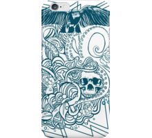 Tidal wave iPhone Case/Skin