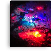 Light and Ice Canvas Print