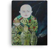 Babooshka Canvas Print