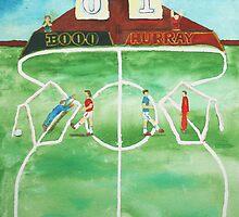 Binary Football by Noel McMahon