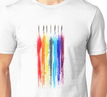 Paint abstract Unisex T-Shirt