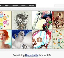 10 September 2010 by The RedBubble Homepage