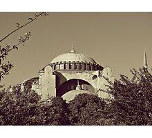 Hagia Sophia,İstanbul Photographic Print