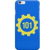 Vault 101 iPhone Case/Skin
