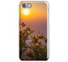 First Rays of the Day iPhone Case/Skin