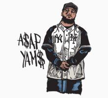 A$AP Yams Kids Tee