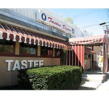 Tastee Diner Photographic Print
