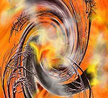 Fire Storm by Bill Marsh