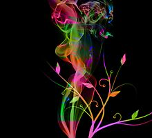 Colour & Flowers. by Vitta