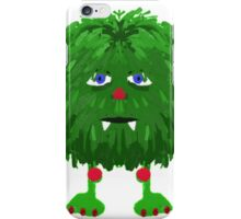 Red-kneed Monster iPhone Case/Skin