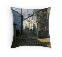 Wordsworth Street Throw Pillow
