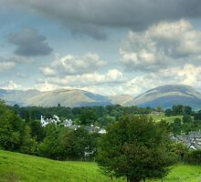 Hawkshead Hinterland by VoluntaryRanger