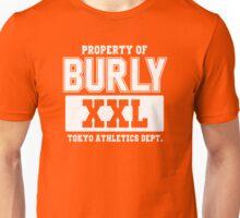 Burly XXL Tokyo Athletics Dept Unisex T-Shirt