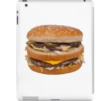 Big Mac iPad Case/Skin