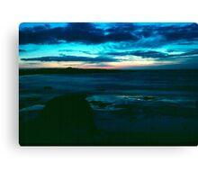 Beach at Lockeport - Nova Scotia Canvas Print