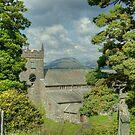 Cumbrian Churches by Jamie  Green