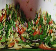 Tossed Pico by WhiteDove Studio kj gordon