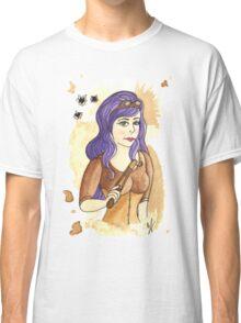 Steampunk Gunslinger Classic T-Shirt