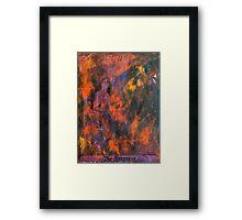 The Empress Framed Print
