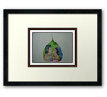 Heer Ranja Framed Print