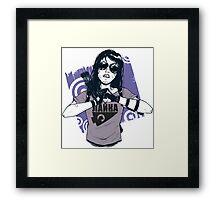 Kate Bishop Framed Print