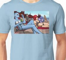 Mass Effect Cartoon - Ladies' Day Off Unisex T-Shirt