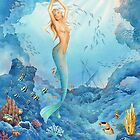 Coral, Mermaid by Scot Howden